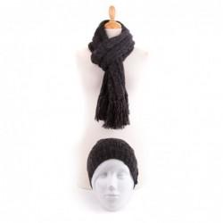 Echarpe et bonnet...