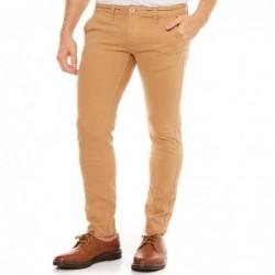 Pantalon chino PTERA Beige