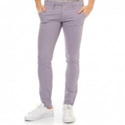 Pantalon chino PTERA Bleu...