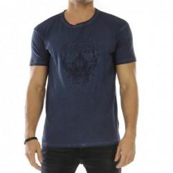 T-shirt manches courtes col...