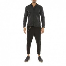 Chemise manches longues col...