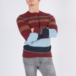 Pull col rond BICA Bordeaux