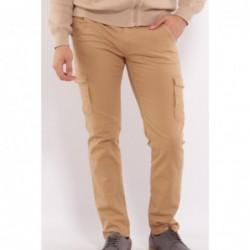 Pantalon cargo BROM Beige