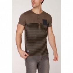 T-shirt Chumpkins Vert kaki