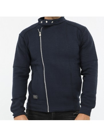 Gilet zippé GOLF Navy