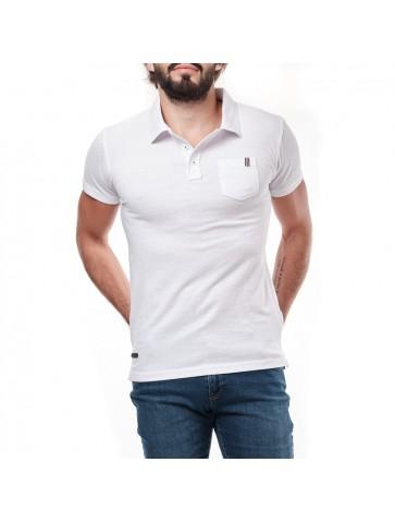 Polo THUNDERZIK Blanc