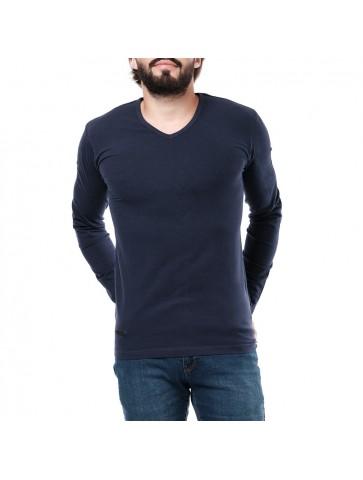 T-shirt CASSIO Navy