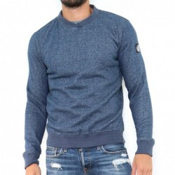 Sweat MUGADOR Bleu marine