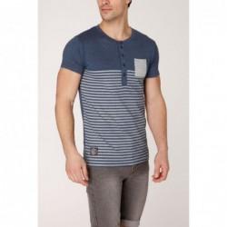 T-shirt Chumpkins Bleu marine
