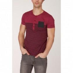 T-shirt Chumpkins Bordeaux
