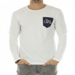 T-shirt Alubros Blanc