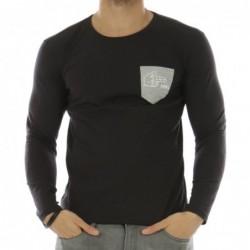 T-shirt Alubros Noir
