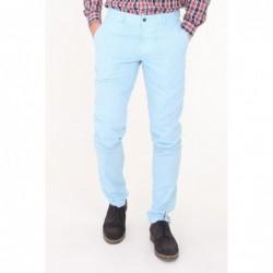 Pantalon lin Olaf Bleu ciel