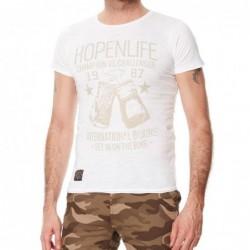 T-shirt manche courte col...