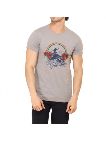 T-shirt MATHEO Gris
