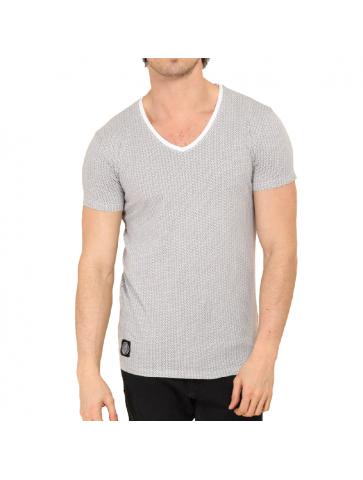 T-shirt MATHYS Blanc