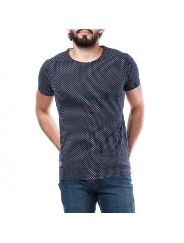 T-shirt GRAMAR Navy