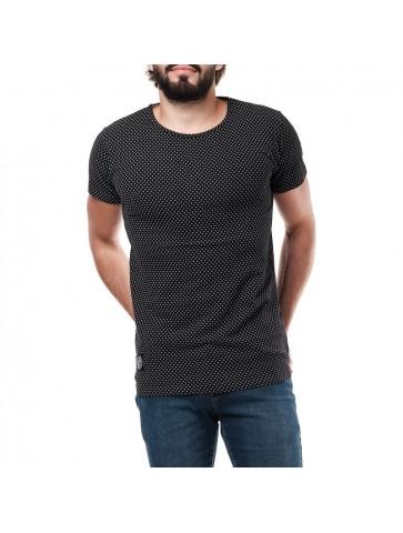 T-shirt GRAMAR Noir