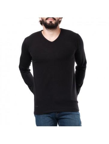 T-shirt CASSIO Noir
