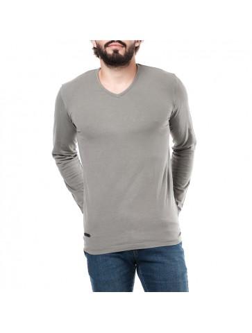 T-shirt CASSIO Kaki