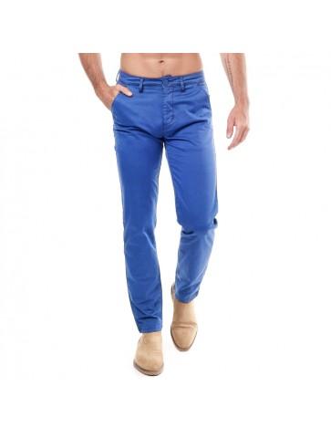 Pantalon chino ROLLO Bleu
