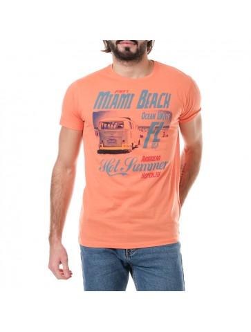 T-shirt Miami Corail