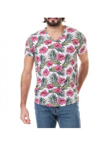 T-shirt KAGAMI Blanc