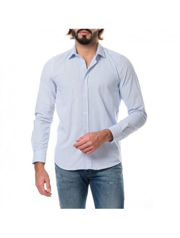 Chemise à manches longues...